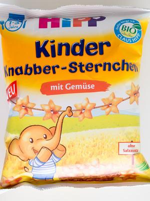 Kinder Knabber-Sternchen - Produkt