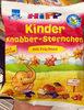 Kinder Knabber-Sternchen mit Früchten - Product
