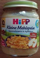 Kleine Mehlspeise Kaiserschmarrn in Apfelmuss - Produkt