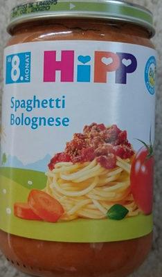 Spaghetti bolognese - Product - de