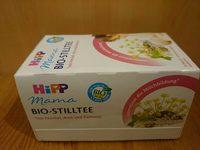 Bio-Stilltee - Produkt