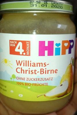 Williams christ birne - Produkt