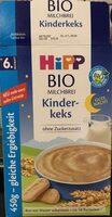 Bouillie de lait aux gateaux pour bebe - Product