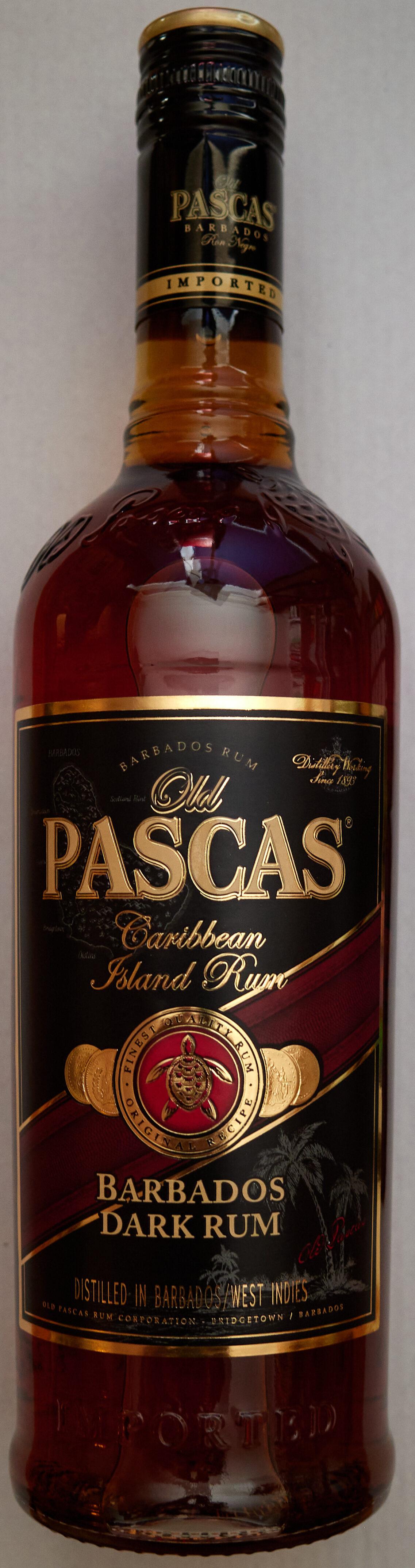 Barbados Dark Rum - Produit - de