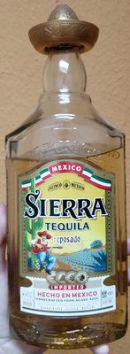 Sierra Tequila Reposado - Produkt