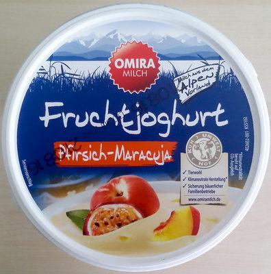 Fruchtjoghurt Pfirsich-Maracuja - Produkt