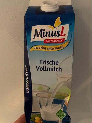 Frische Laktosefreie Vollmilch - Produkt - de