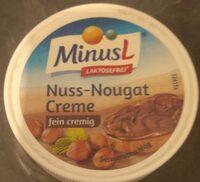 Minus L Nuss Nougat Creme - Product - de