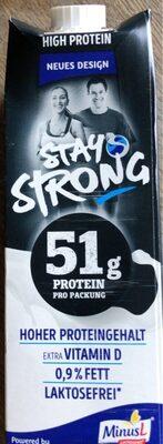 Stay Strong - Produit - de