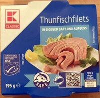 Thunfischfilets - Produkt - de