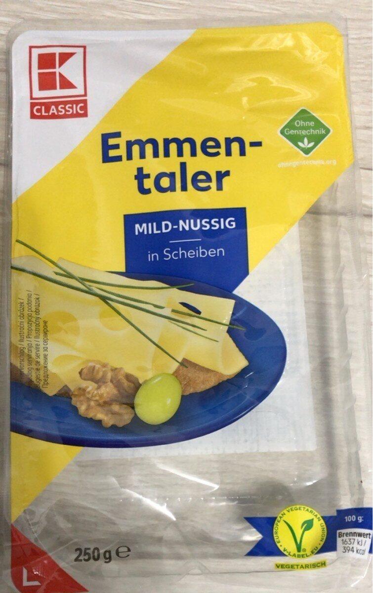 Emmentaler - Produkt - de