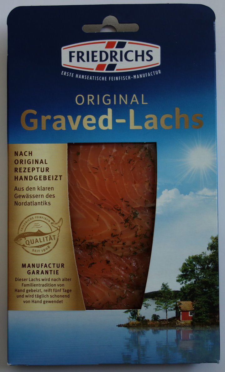 Original Graved-Lachs - Product