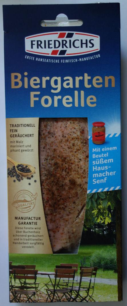 Biergarten Forelle - Product