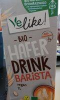 VeLike Hafer Drink - Produkt - de