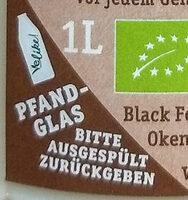 Frischer Bio Hafer Drink - Wiederverwertungsanweisungen und/oder Verpackungsinformationen - de