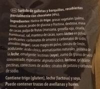 Grand Prix - Ingredients - es