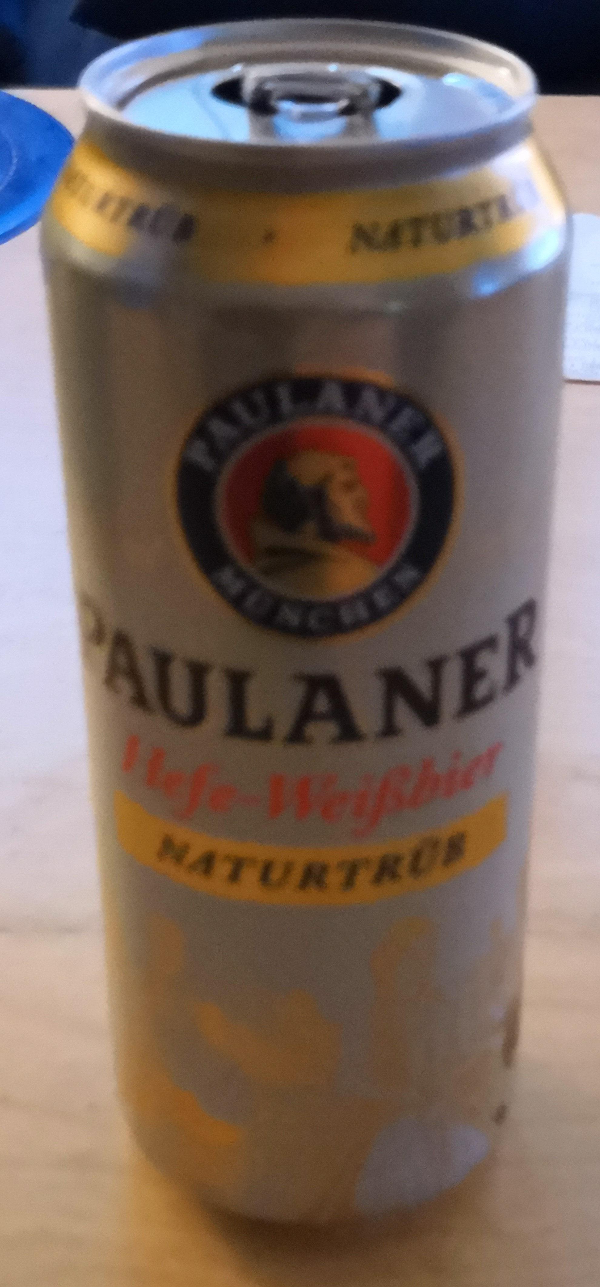 Paulaner Weizenbier - Produit - de