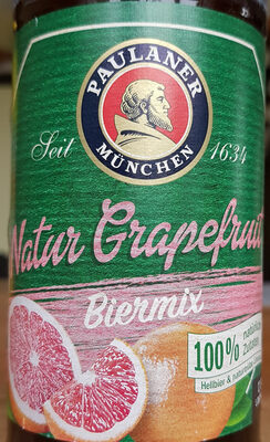Natur Grapefruit Biermix - Product