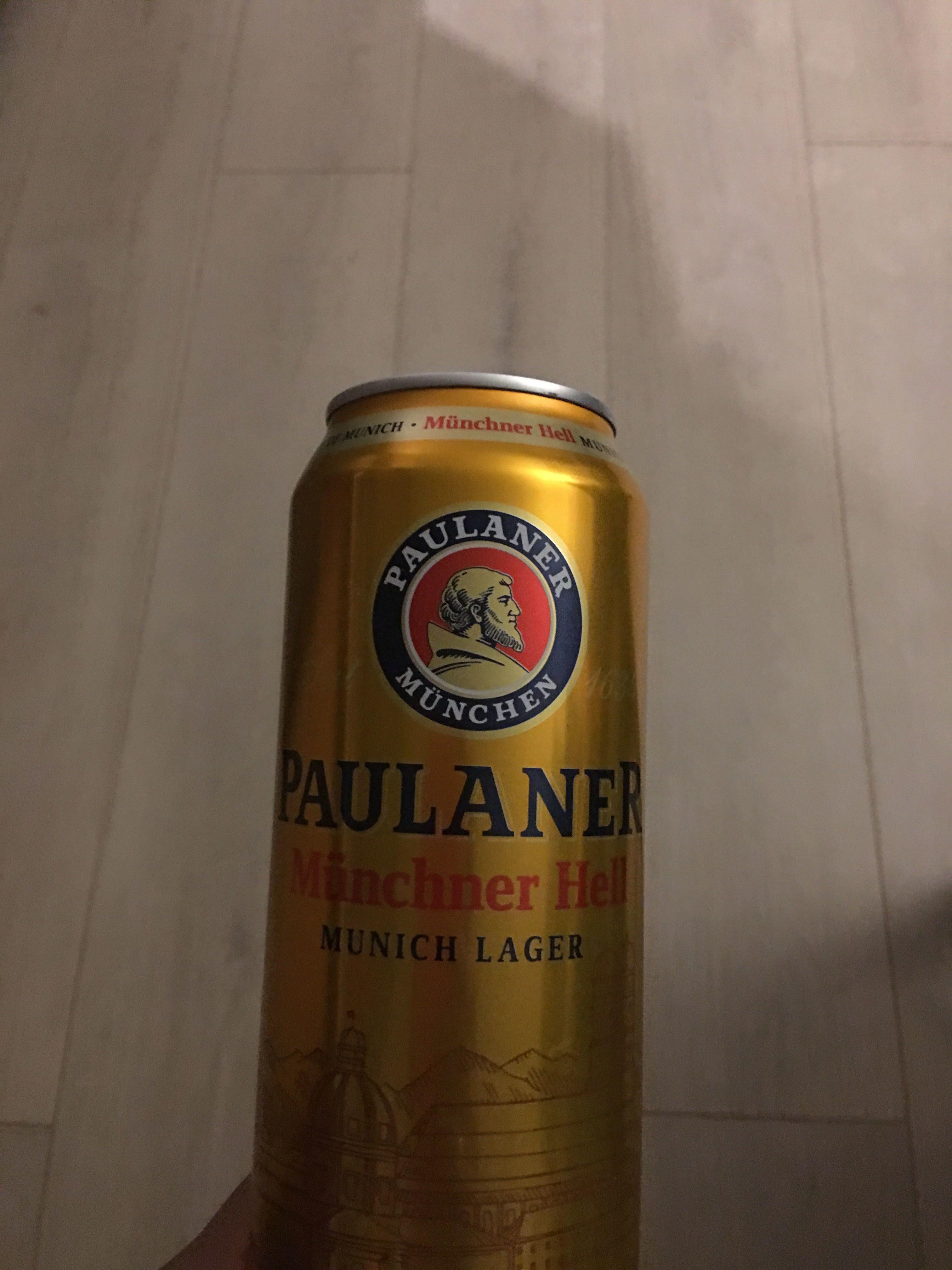 Paulaner Original Munchner Beer - Produit - fr