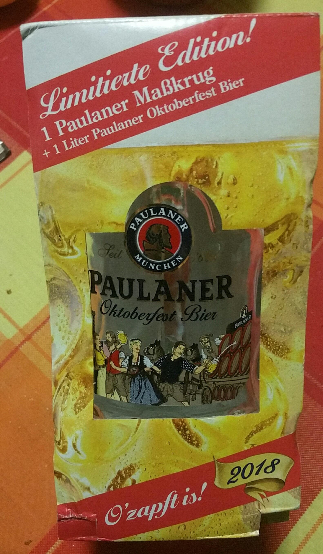 PAULANER Oktoberfest Bier - Prodotto - fr