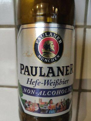 Hefe weissbier non alcoholic - Produit