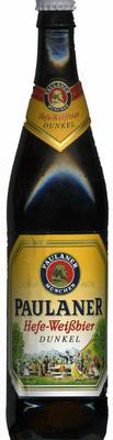 "Cerveza ""Paulaner"" Hefe-Weißbier Dunkel - Producte"