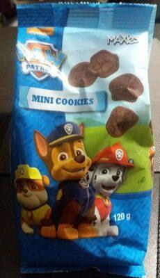Mini cookies - Produit - fr