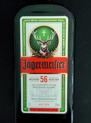 Jägermeister - Product