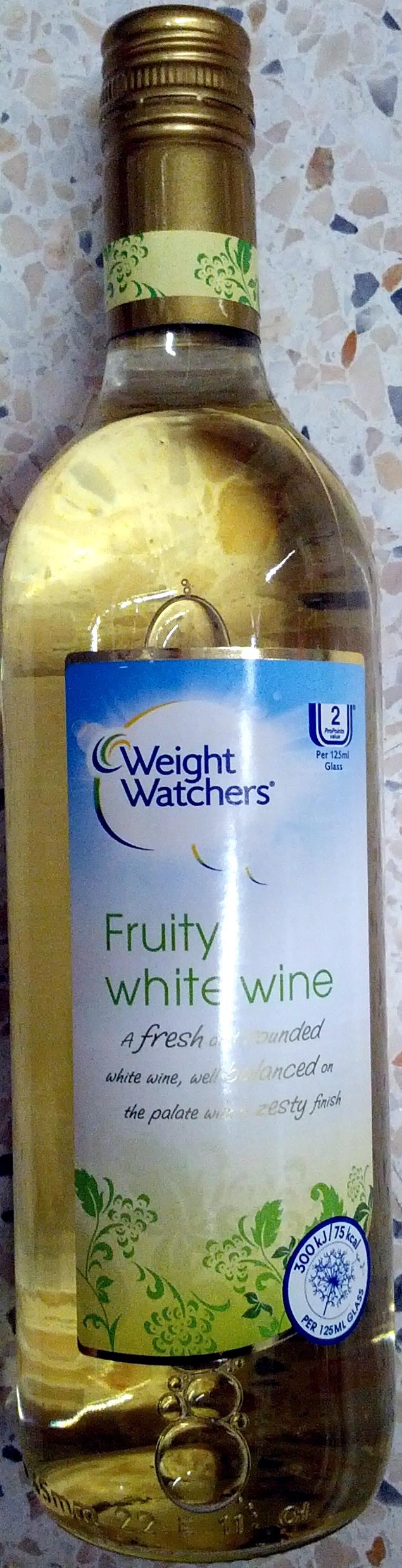 Fruity White Wine - Produit