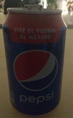 Refresco Pepsi Lata 33CL - Product