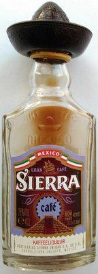 Sierra Café - Produkt