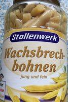 Wachsbrechbohnen - Produit - de