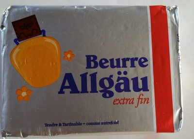 Beurre Extra-Fin - Producto