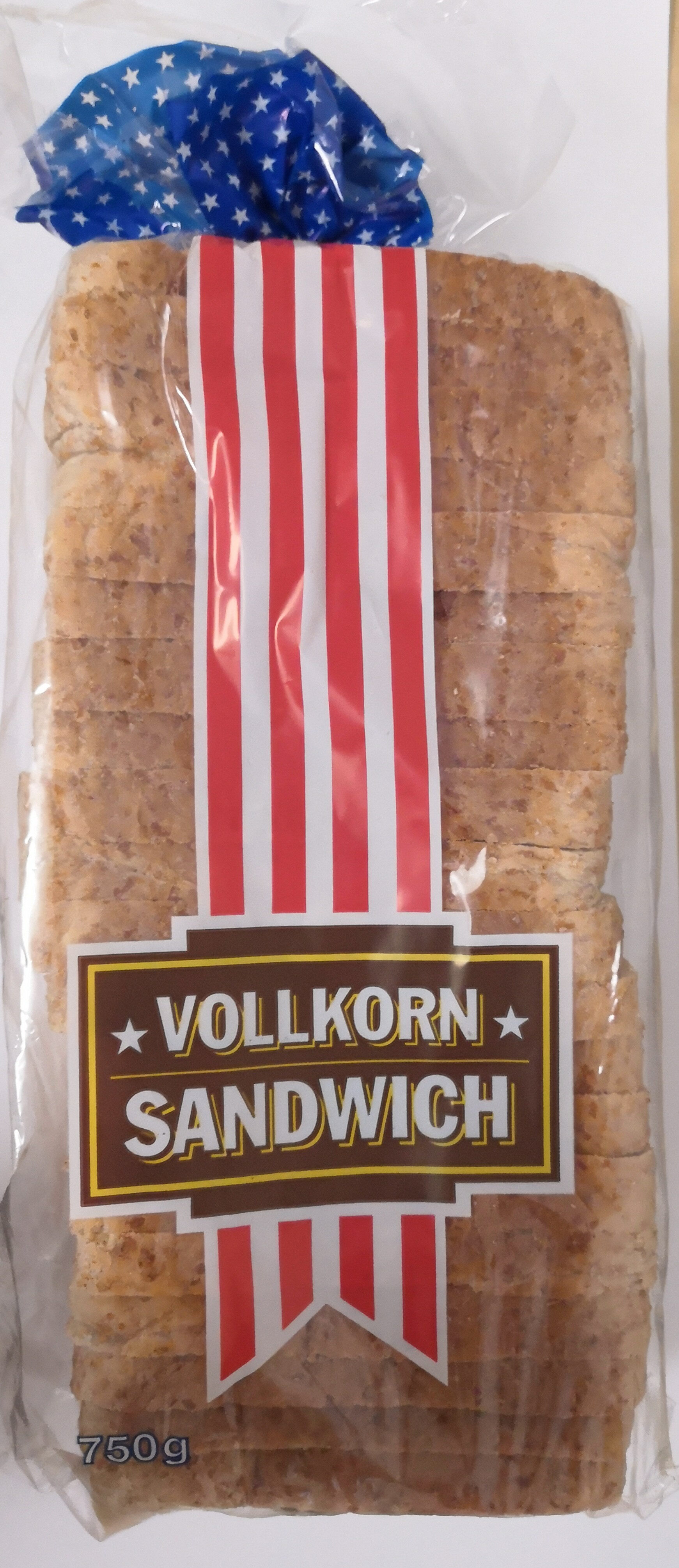 Vollkorn Sandwich - Product
