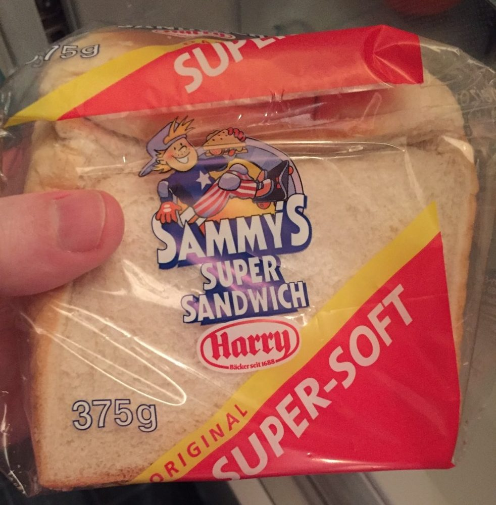 Sammys Super Sandwich Harry 375g