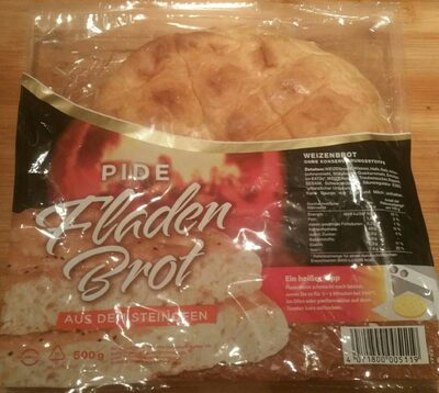 Weizenbrot - Produkt - de