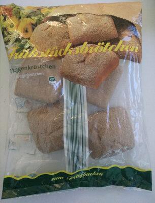 8 Roggenkrüstchen - Product