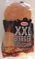 XXL Burger Brötchen - Prodotto - de