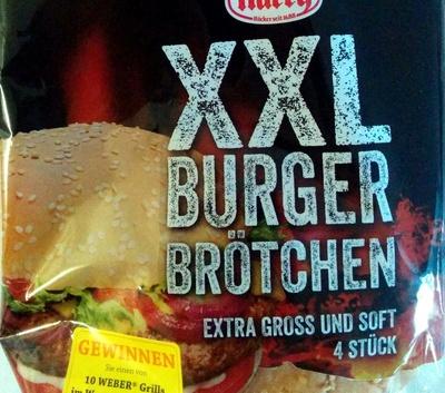 Xxl Burger Brötchen - Produkt
