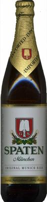 """Cerveza """"Spaten"""" München - Producto"""