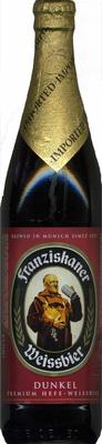 Franziskaner Hefe Weissbier Dunkel 500ml - Producto - es