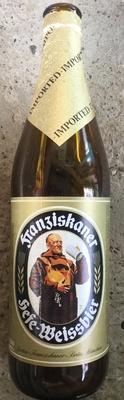 Franziskaner Hefe Weissbier 500ml - Prodotto