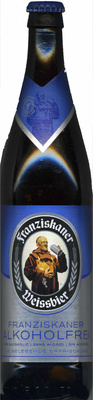 Franziskaner Alkoholfrei - Producto