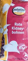 Rote Kidneybohnen - Produkt - de