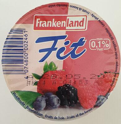 Fit Waldfrucht - Produit - de