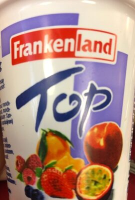 Yogur multifrutas Top - Produit - de