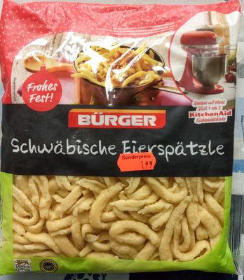 Schwäbische Eierspätzle - Product - de