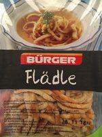 Flädle - Produit - de