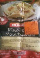Rindfleisch Maultaschen - Produit - fr