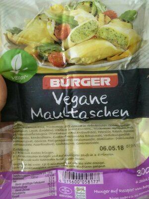 Vegane Maultaschen - Produit - de